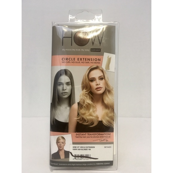 Luxhair Other How By Tabatha Coffey Circle Extension Poshmark